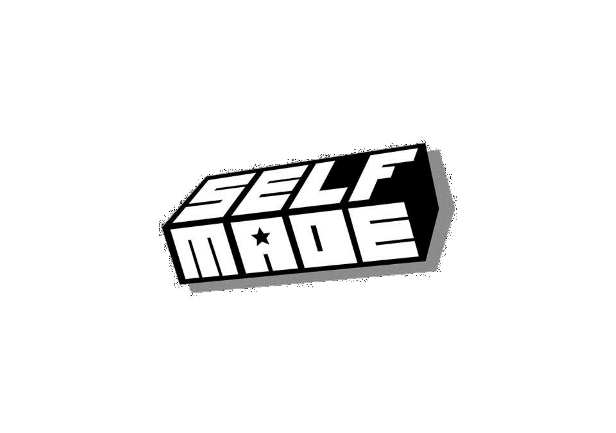 Selfmade Logo Transparant