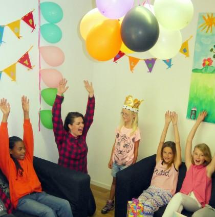 Hiphop Hooray Kinderfeestjes