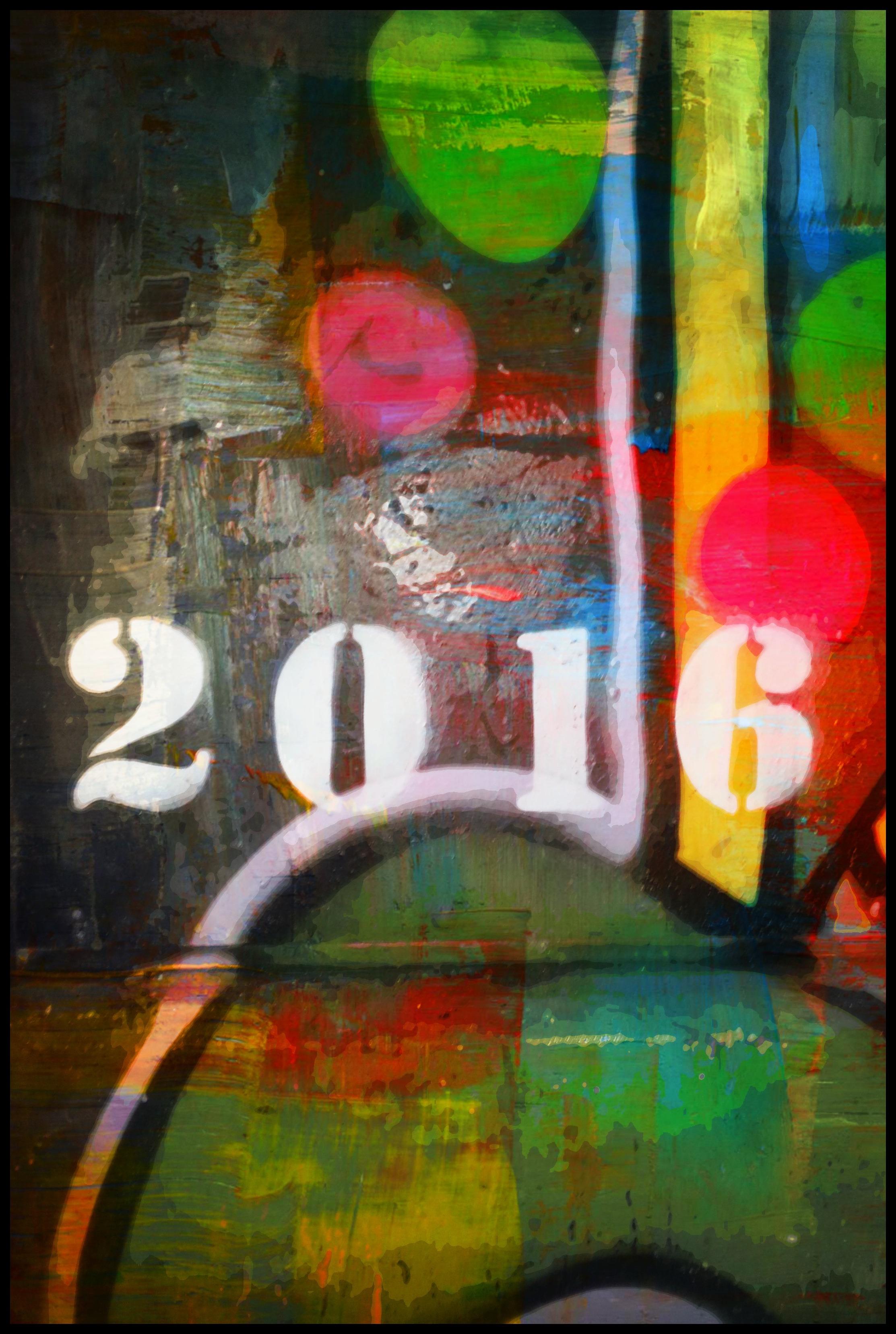 Nieuwjaarskaart 2016