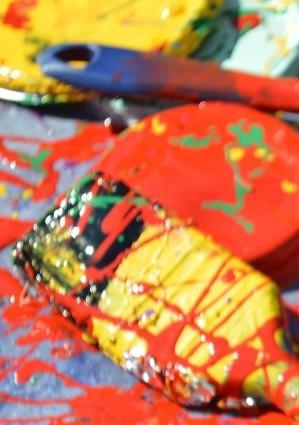 Workshop Groepsschilderij